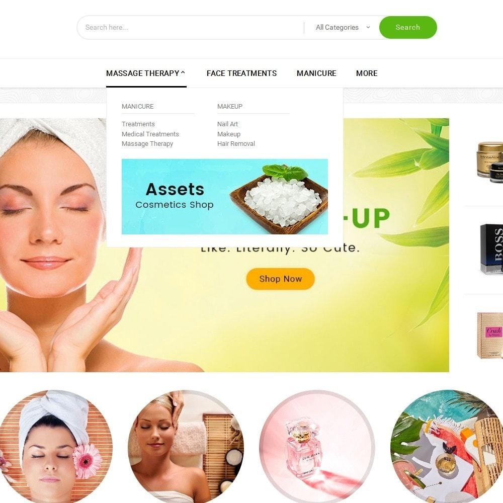 theme - Salute & Bellezza - Mega Shoppe Bio Cosmetics - 10