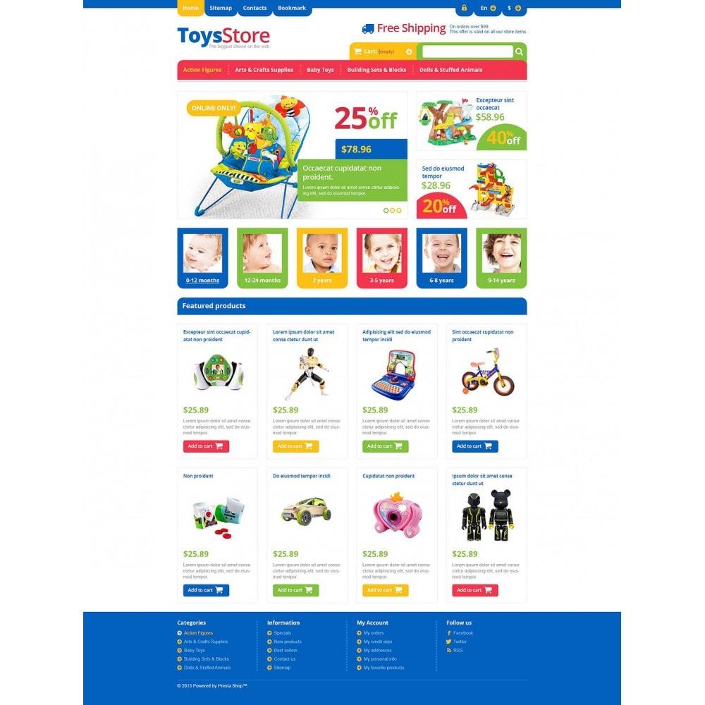 theme - Crianças & Brinquedos - Responsive Toys Store - 2