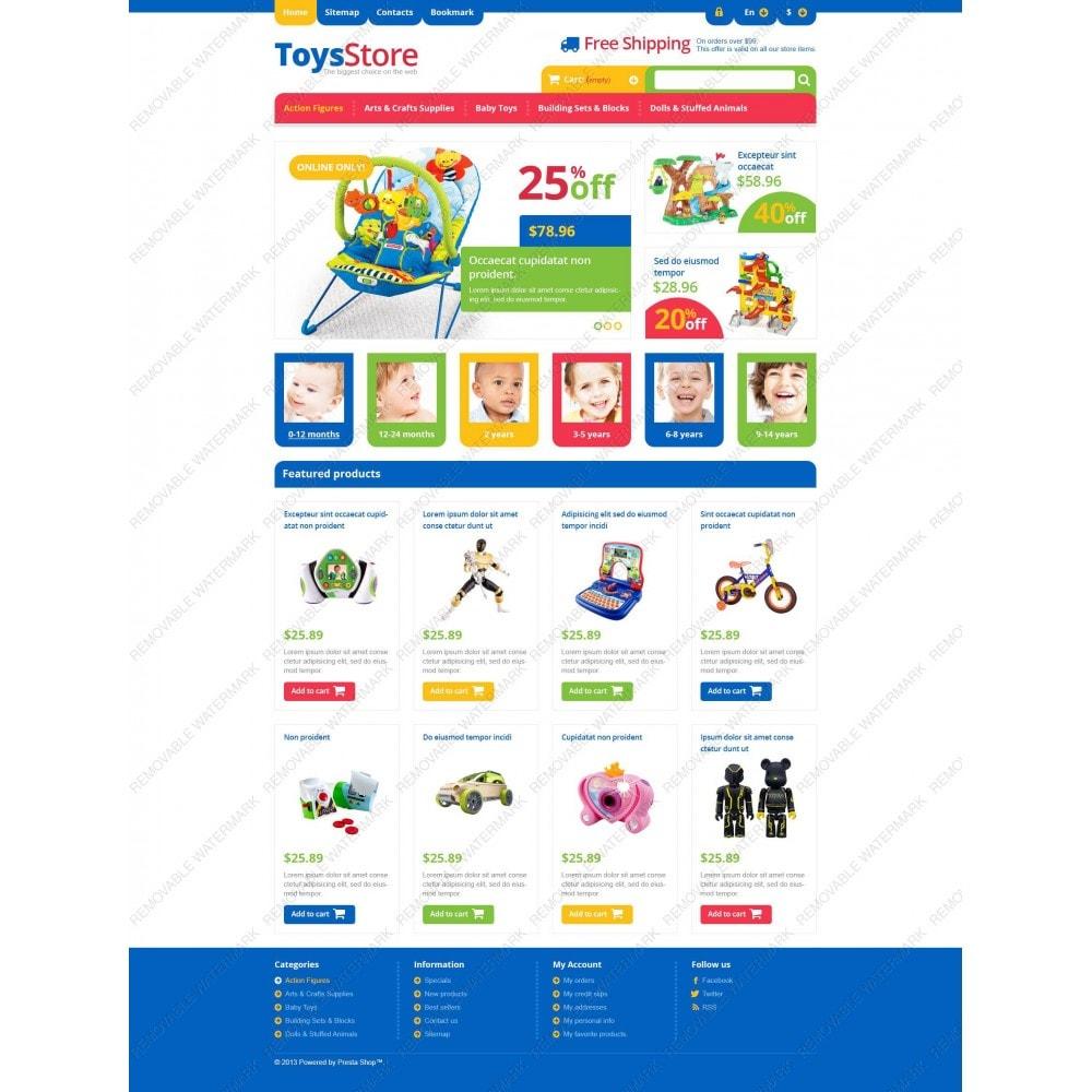 theme - Crianças & Brinquedos - Responsive Toys Store - 3