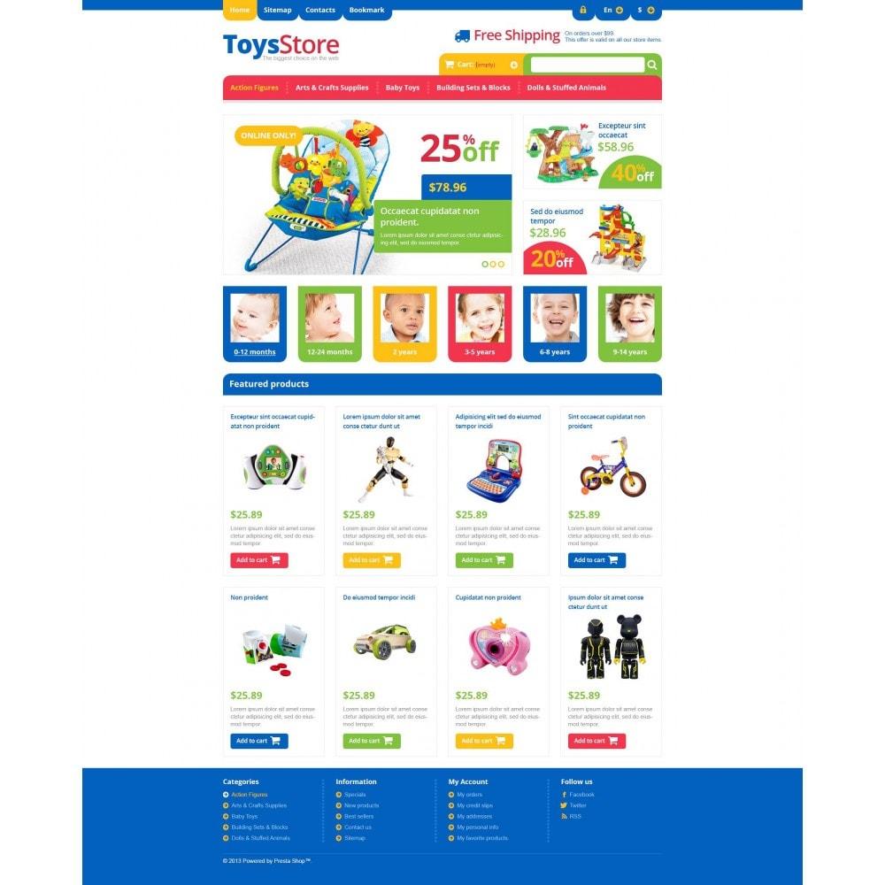theme - Crianças & Brinquedos - Responsive Toys Store - 4