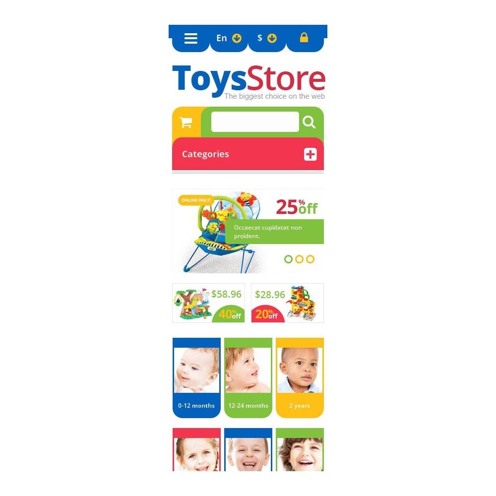theme - Crianças & Brinquedos - Responsive Toys Store - 9
