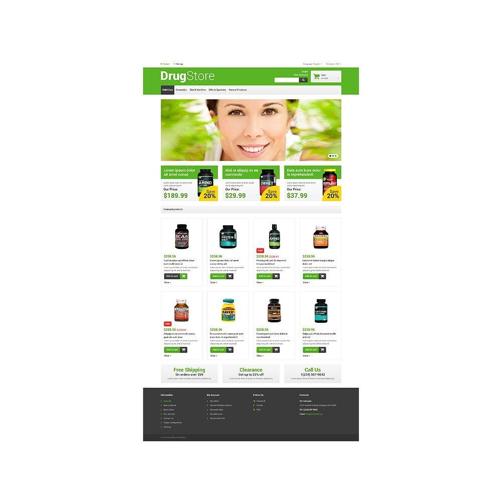 theme - Santé & Beauté - Reliable Drugstore - 10