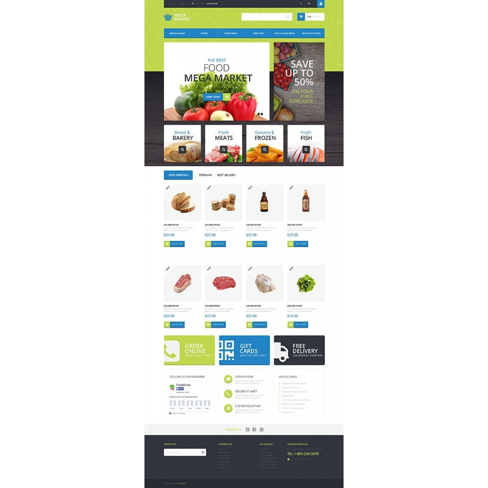 theme - Eten & Restaurant - Food Shop - 10