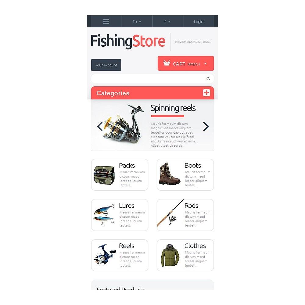 theme - Sport, Rozrywka & Podróże - Love Fishing - 9