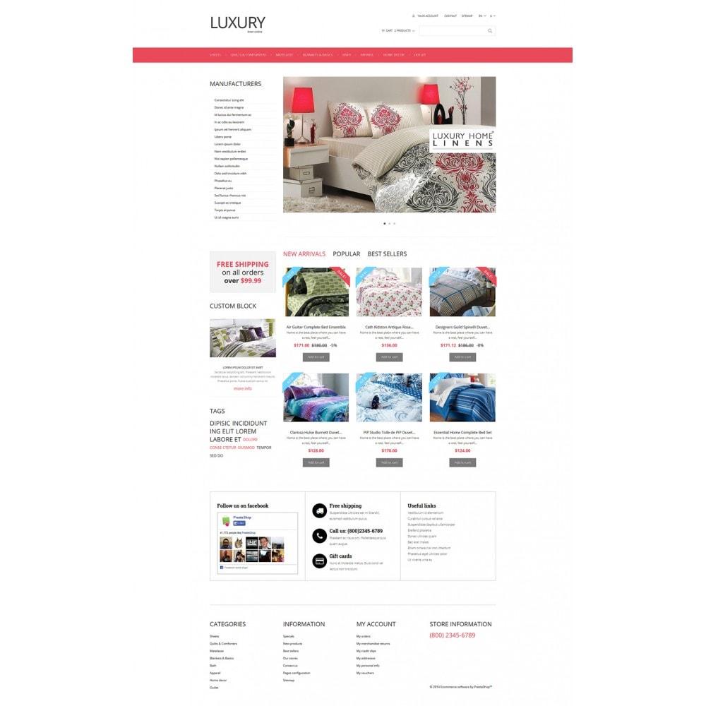 theme - Art & Culture - Linen Store - 2