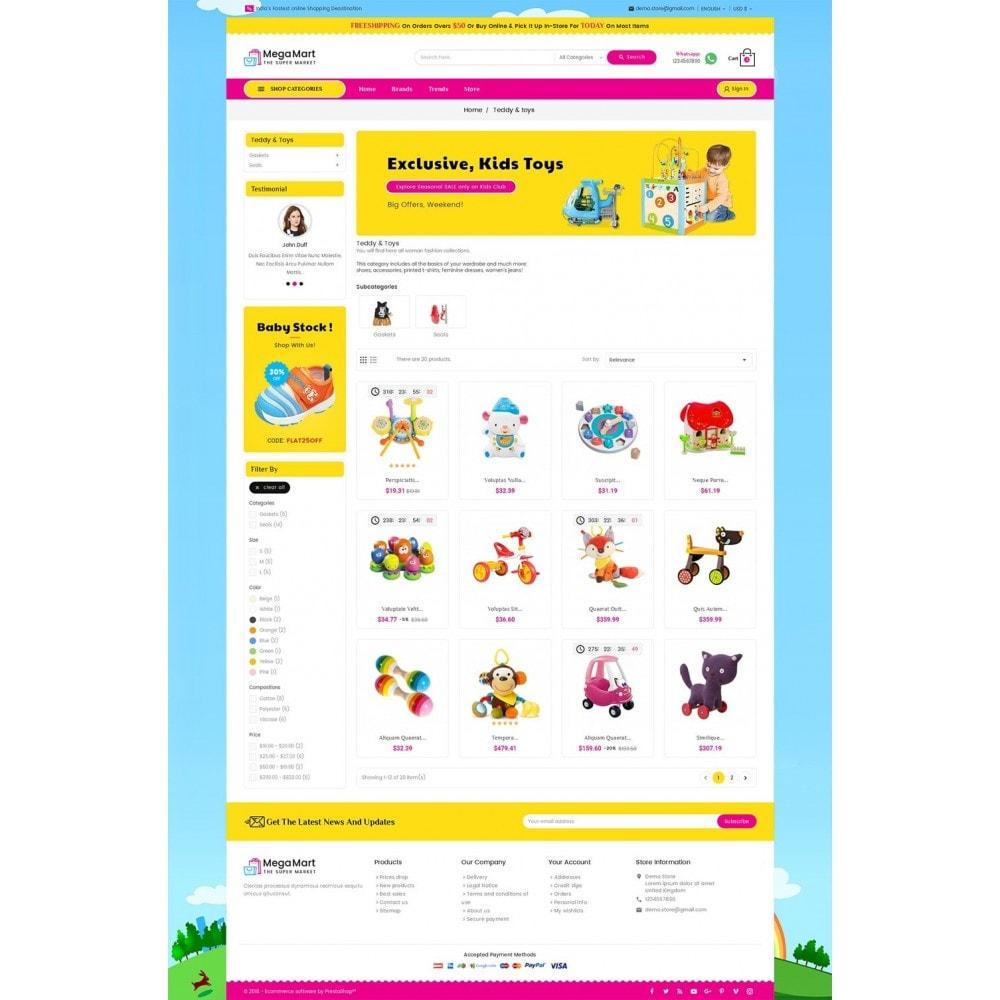 theme - Kinder & Spielzeug - Mega Mart Kids Toys - 4