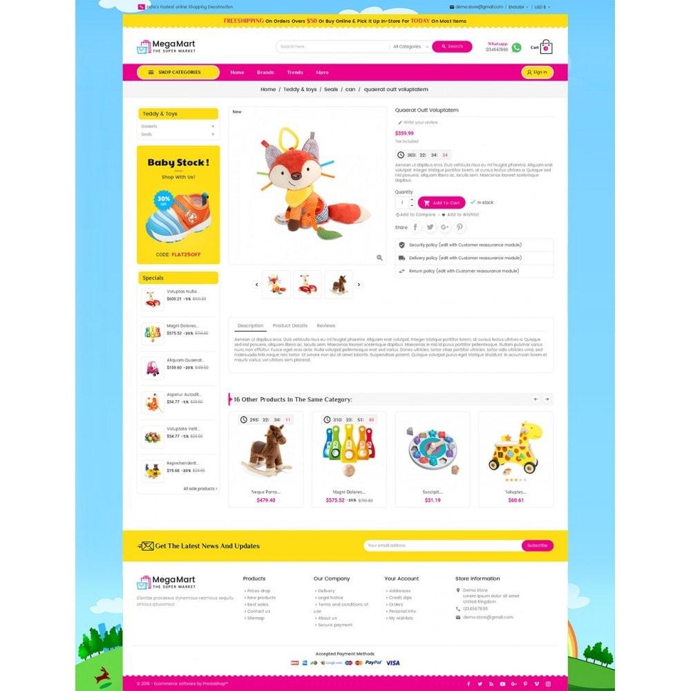 theme - Kinder & Spielzeug - Mega Mart Kids Toys - 6