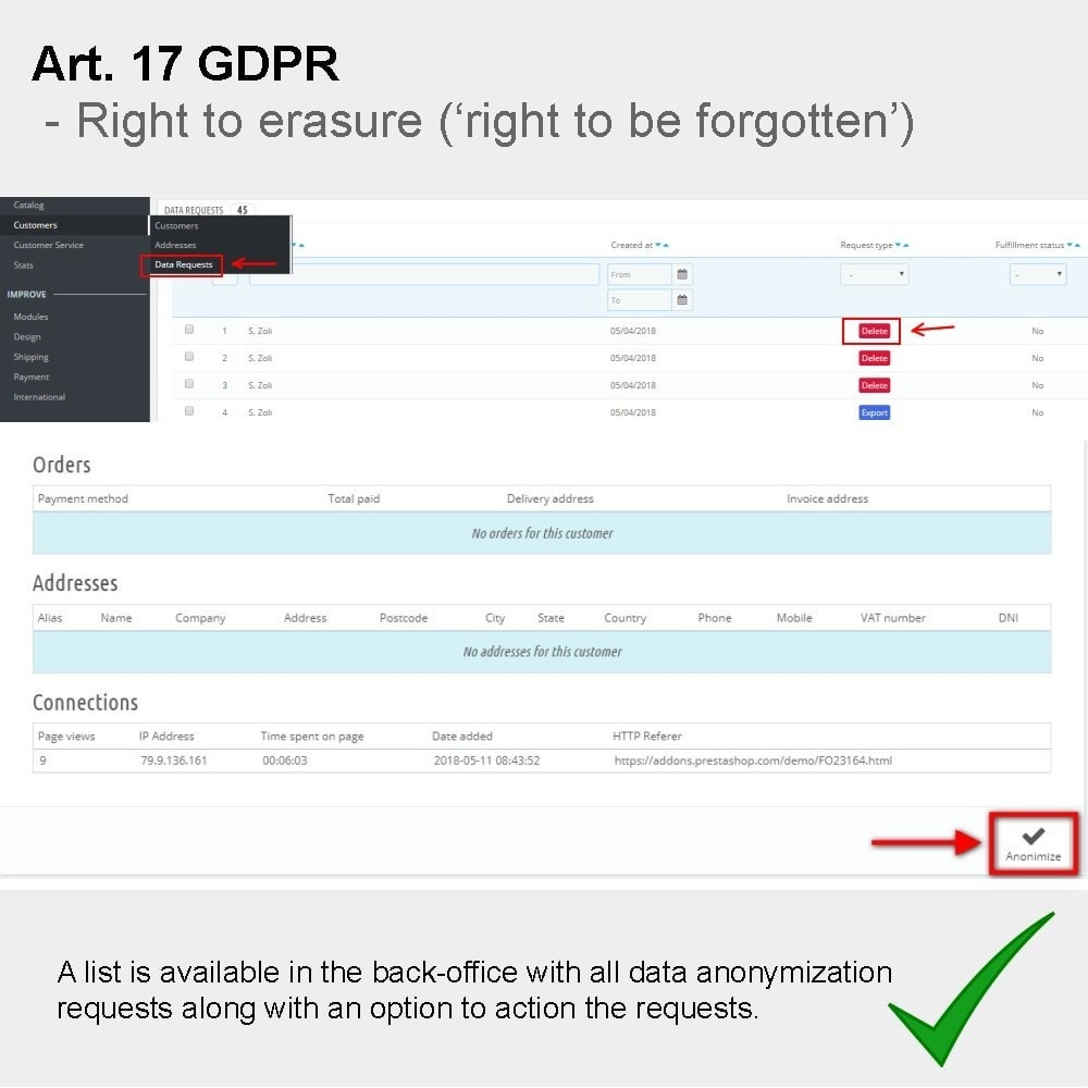 module - Legal - GDPR Compliance Pro - 16