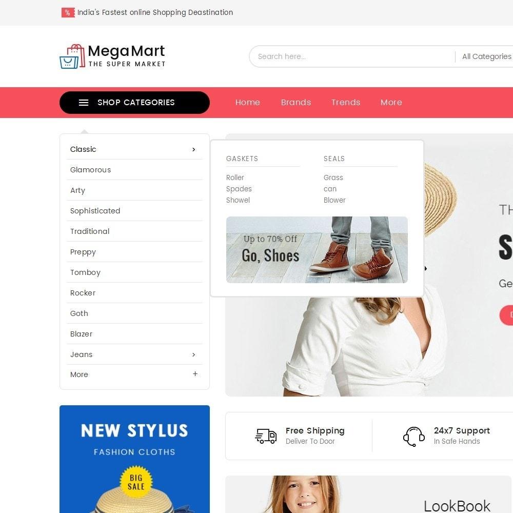 theme - Moda y Calzado - Mega Mart Fashion Apparel - 10