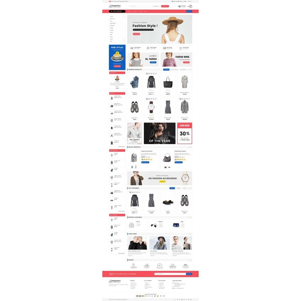 theme - Mode & Schuhe - Mega Mart Fashion Apparel - 3