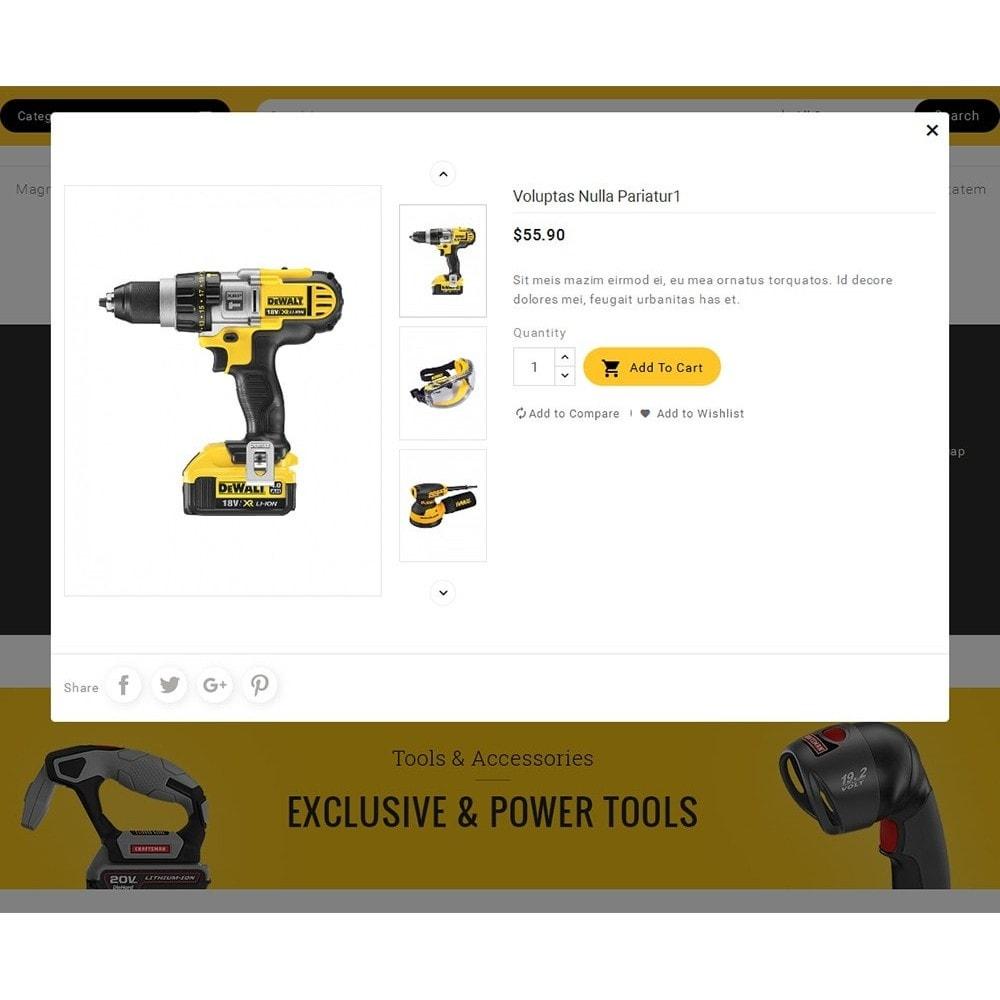 theme - Electrónica e High Tech - Look me Tools Equipment - 9