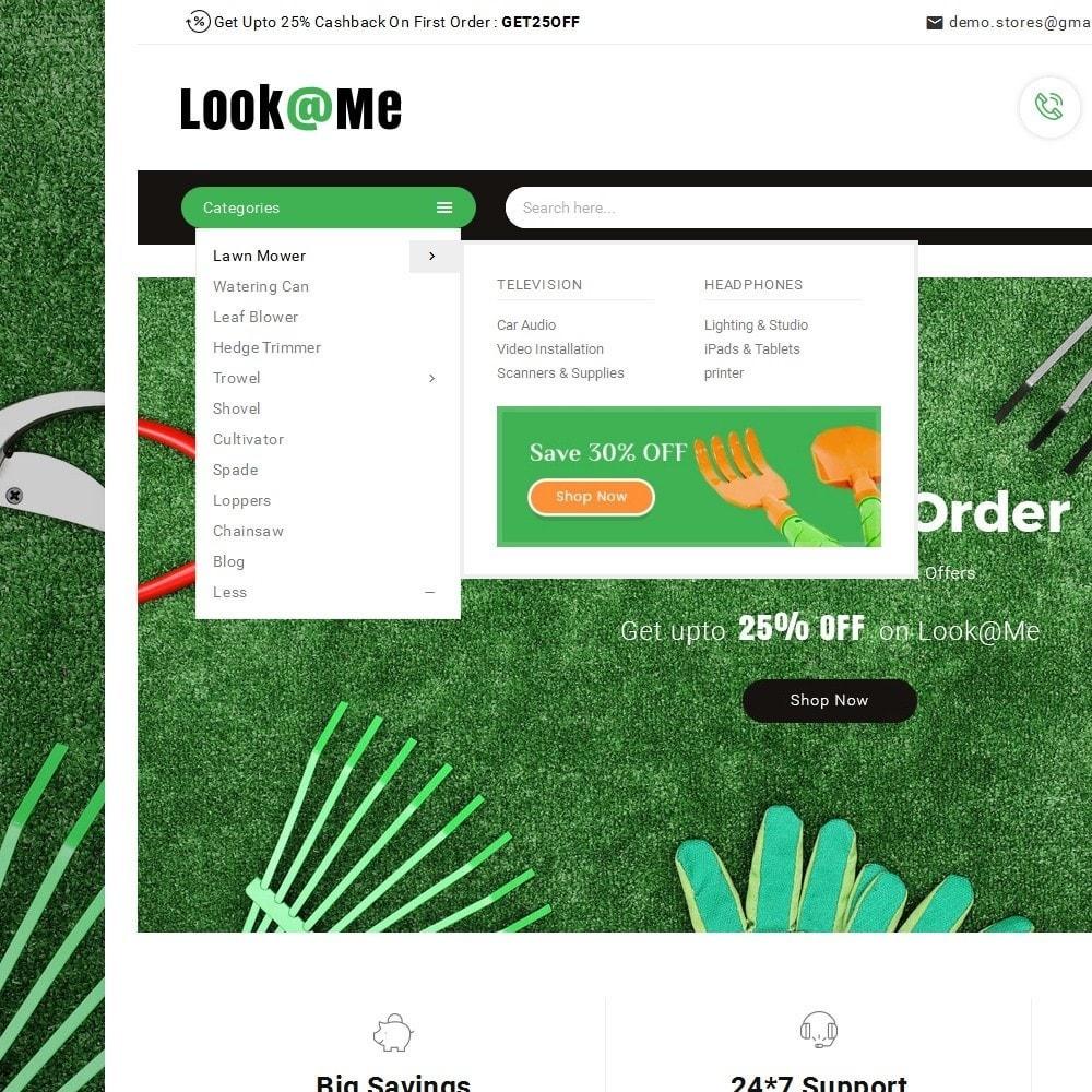 theme - Heim & Garten - Look me Garden Tools - 10