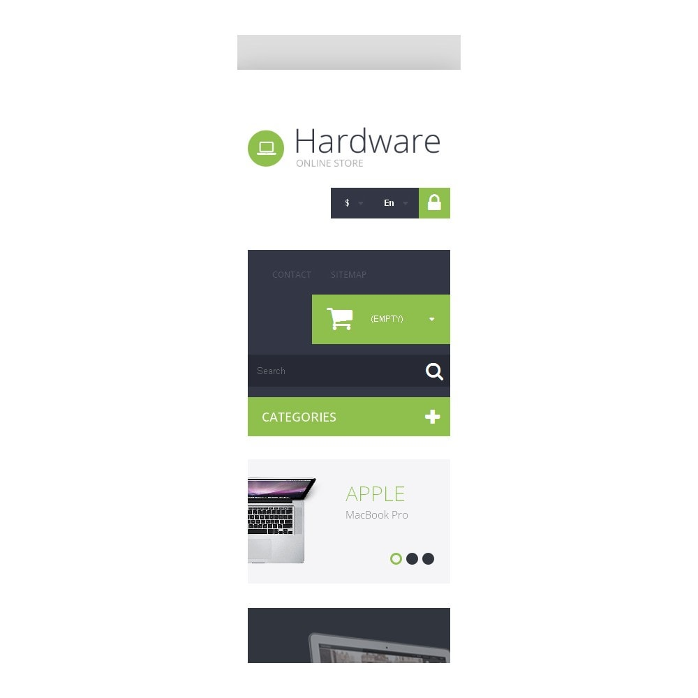 theme - Electronique & High Tech - Hardware Provider Company - 9
