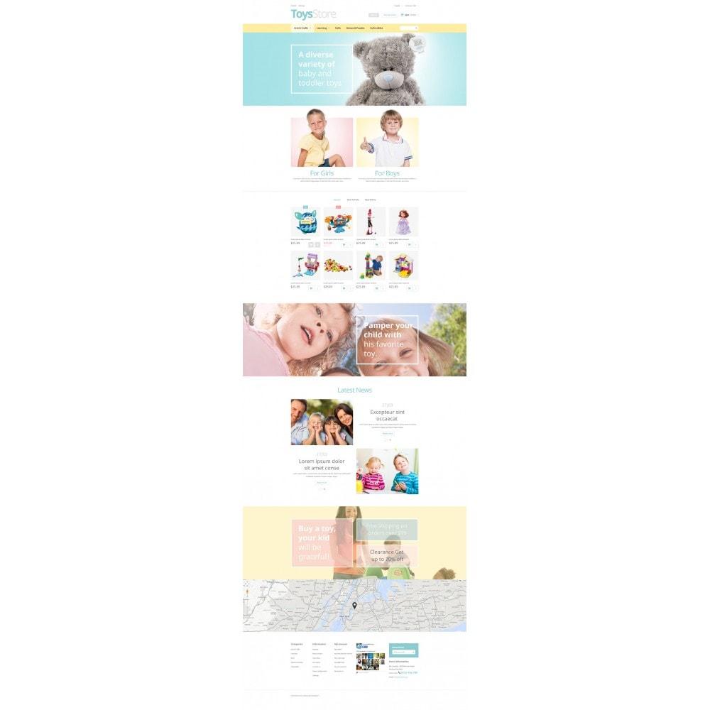 theme - Niños y Juguetes - Toys Shop - 2