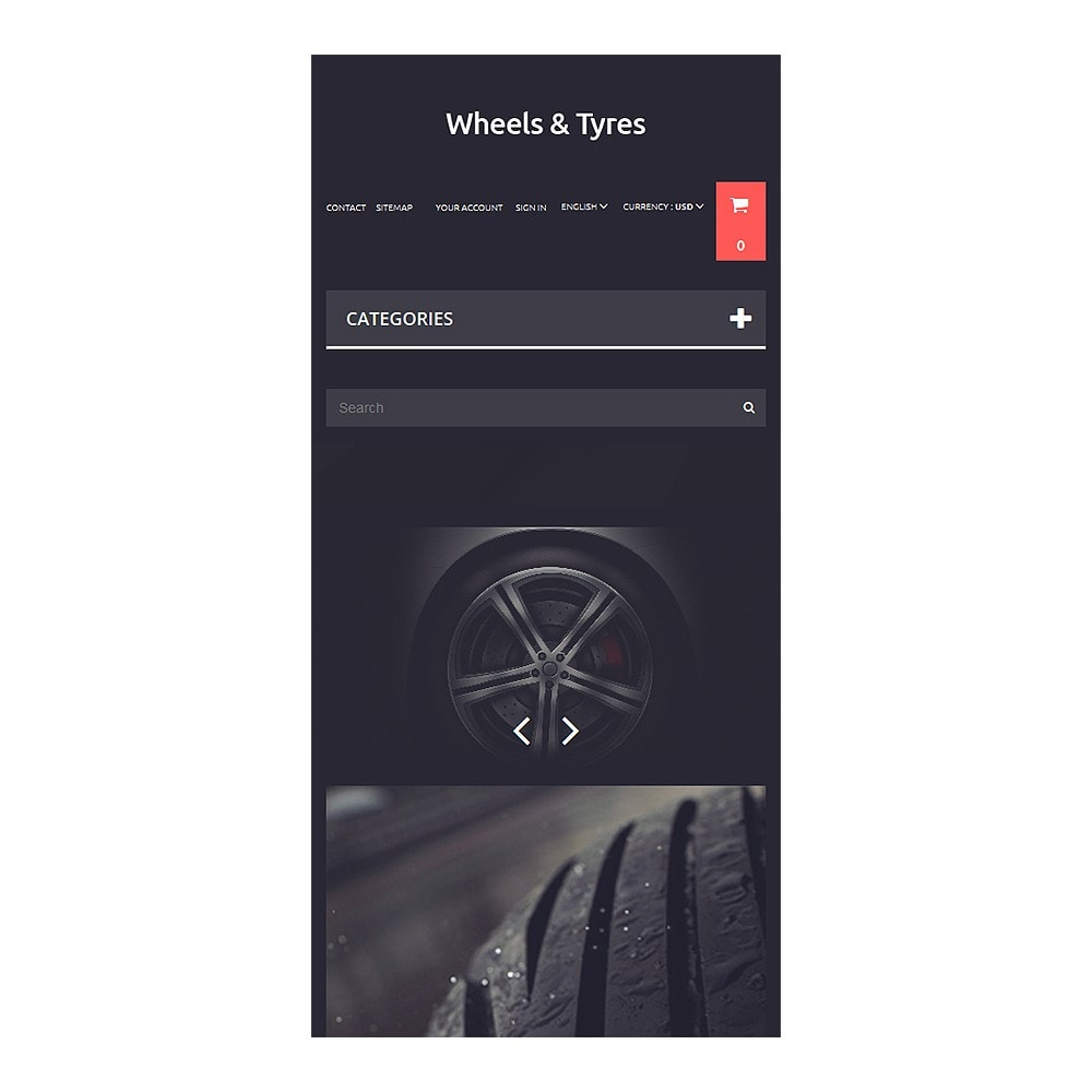 theme - Carros & Motos - Wheels and Tyres - 8