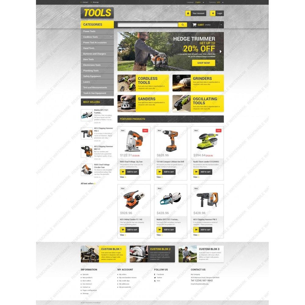 theme - Hogar y Jardín - Get Tools Online - 5