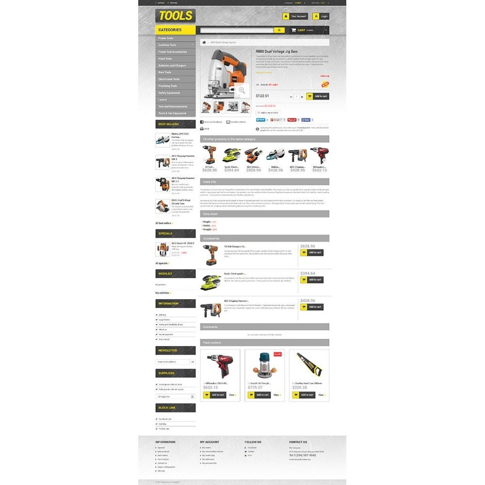 theme - Hogar y Jardín - Get Tools Online - 6
