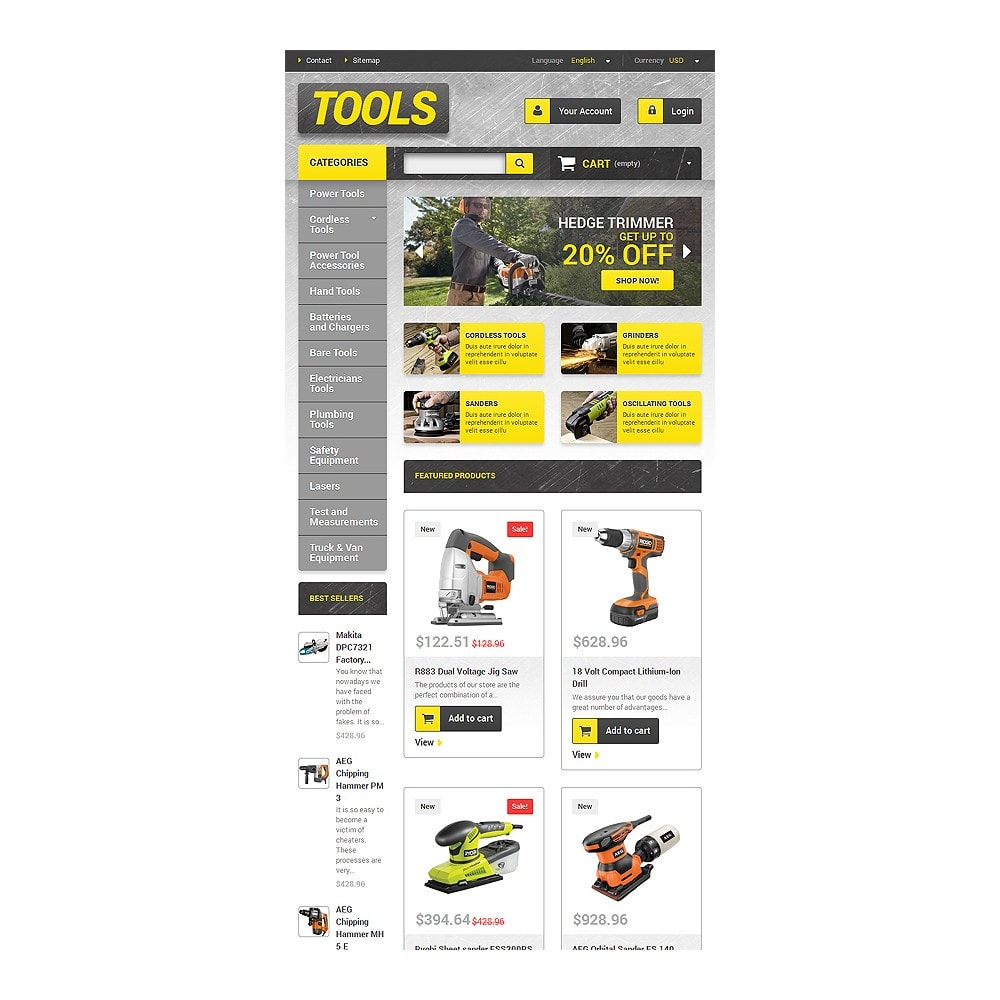 theme - Hogar y Jardín - Get Tools Online - 7