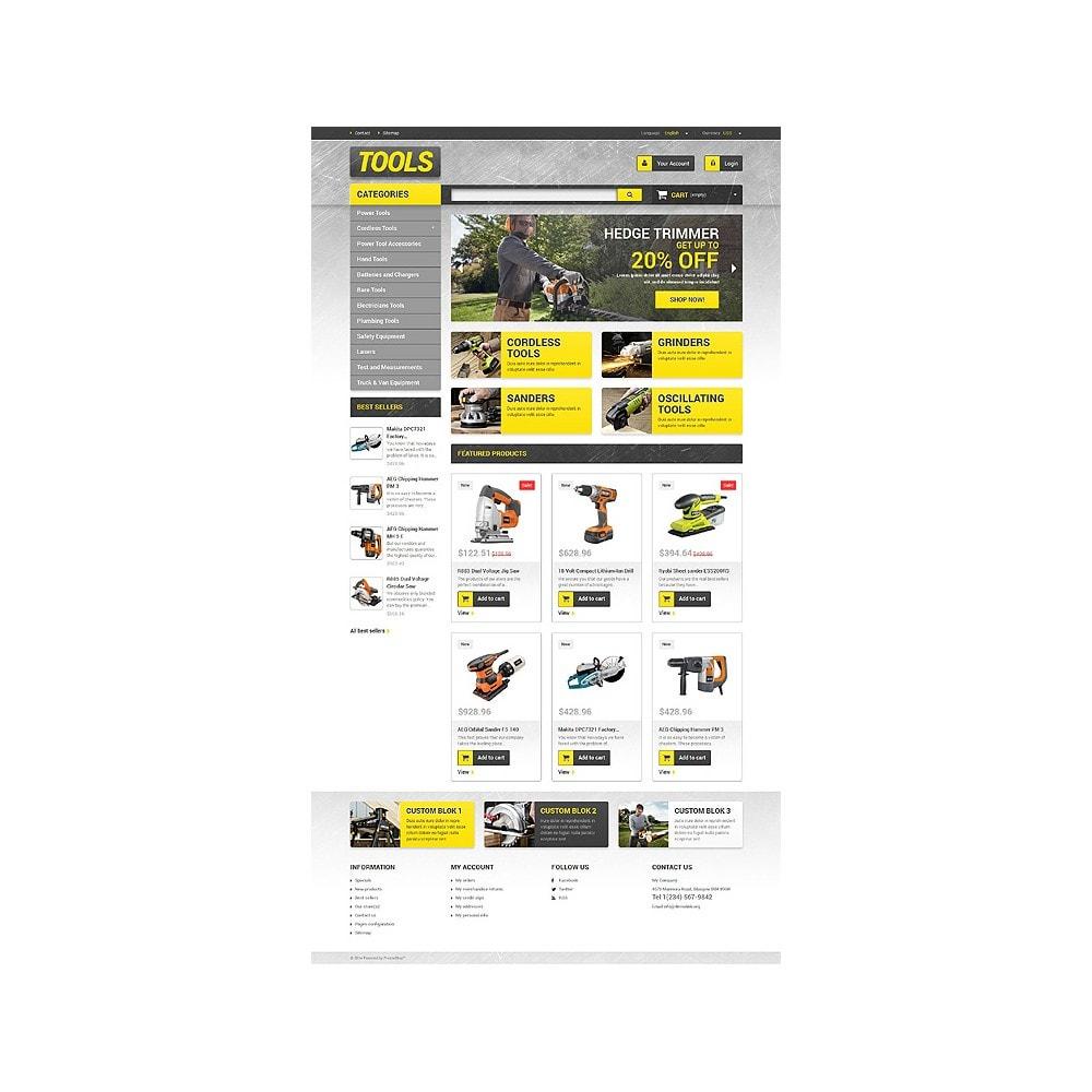 theme - Hogar y Jardín - Get Tools Online - 10
