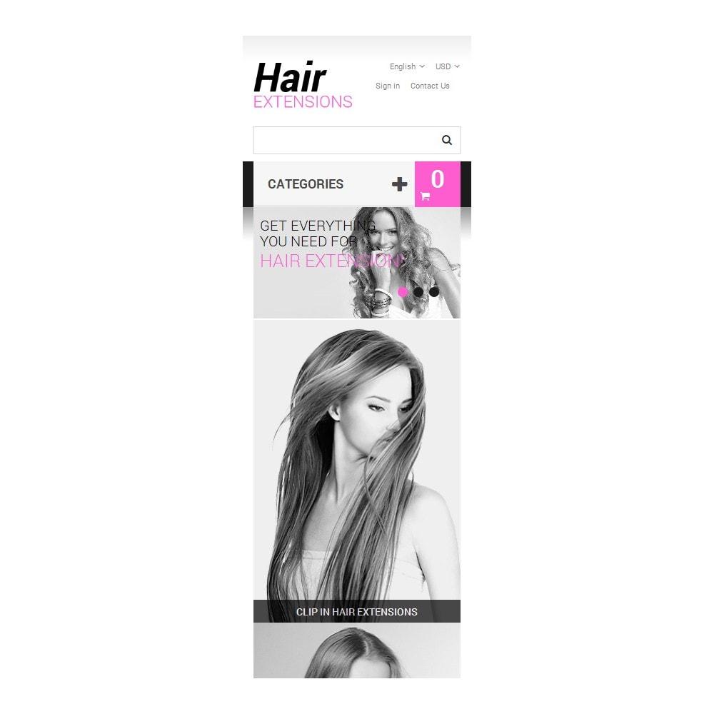 theme - Mode & Schoenen - Long Hair - 9