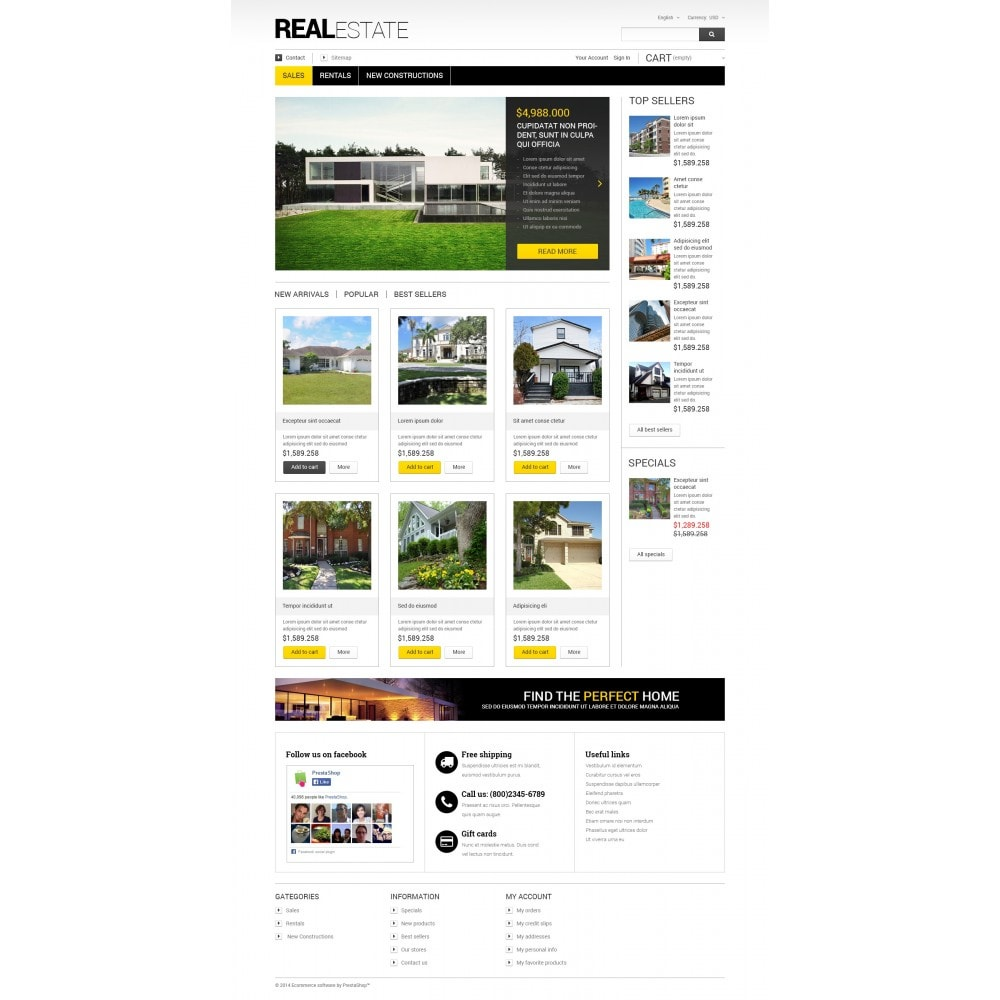 theme - Casa & Giardino - Real Estate Business - 4