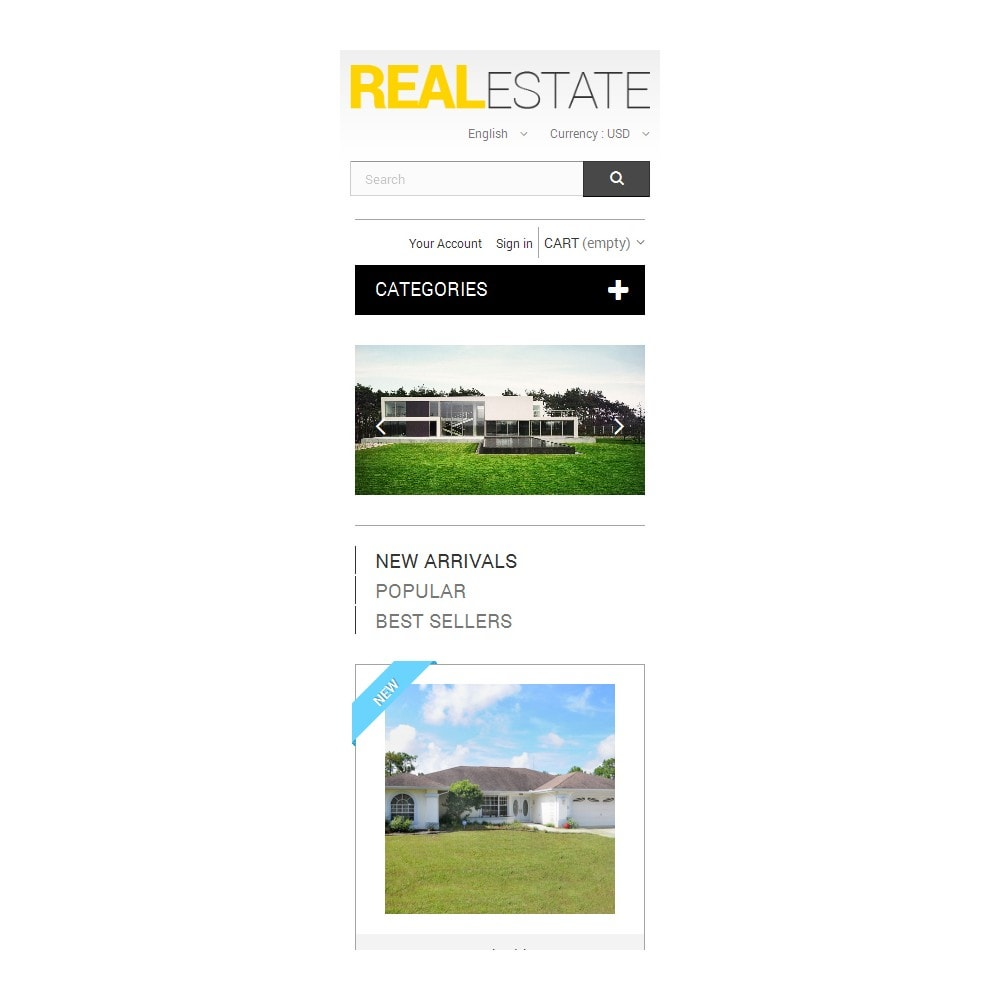 theme - Casa & Giardino - Real Estate Business - 9