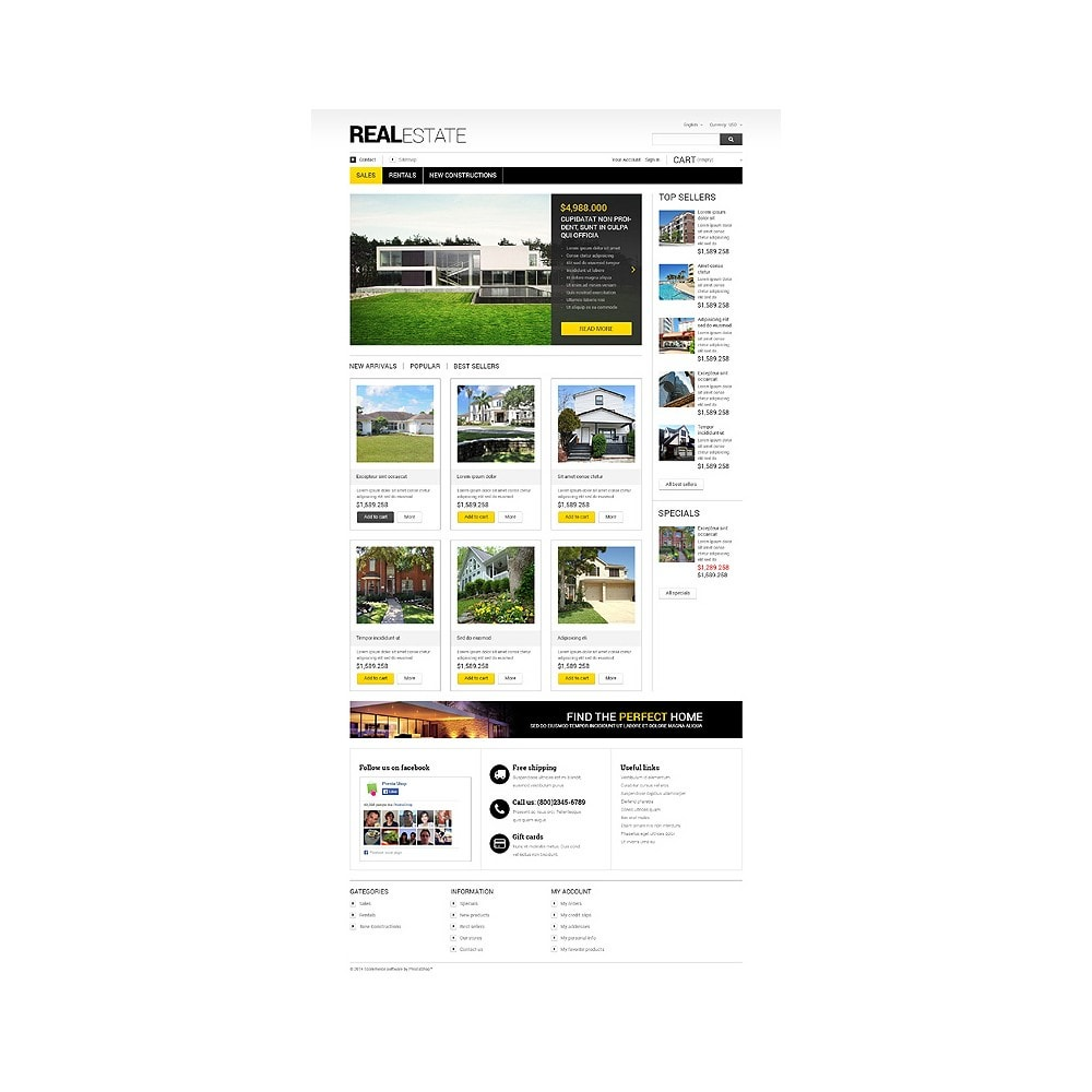 theme - Casa & Giardino - Real Estate Business - 10