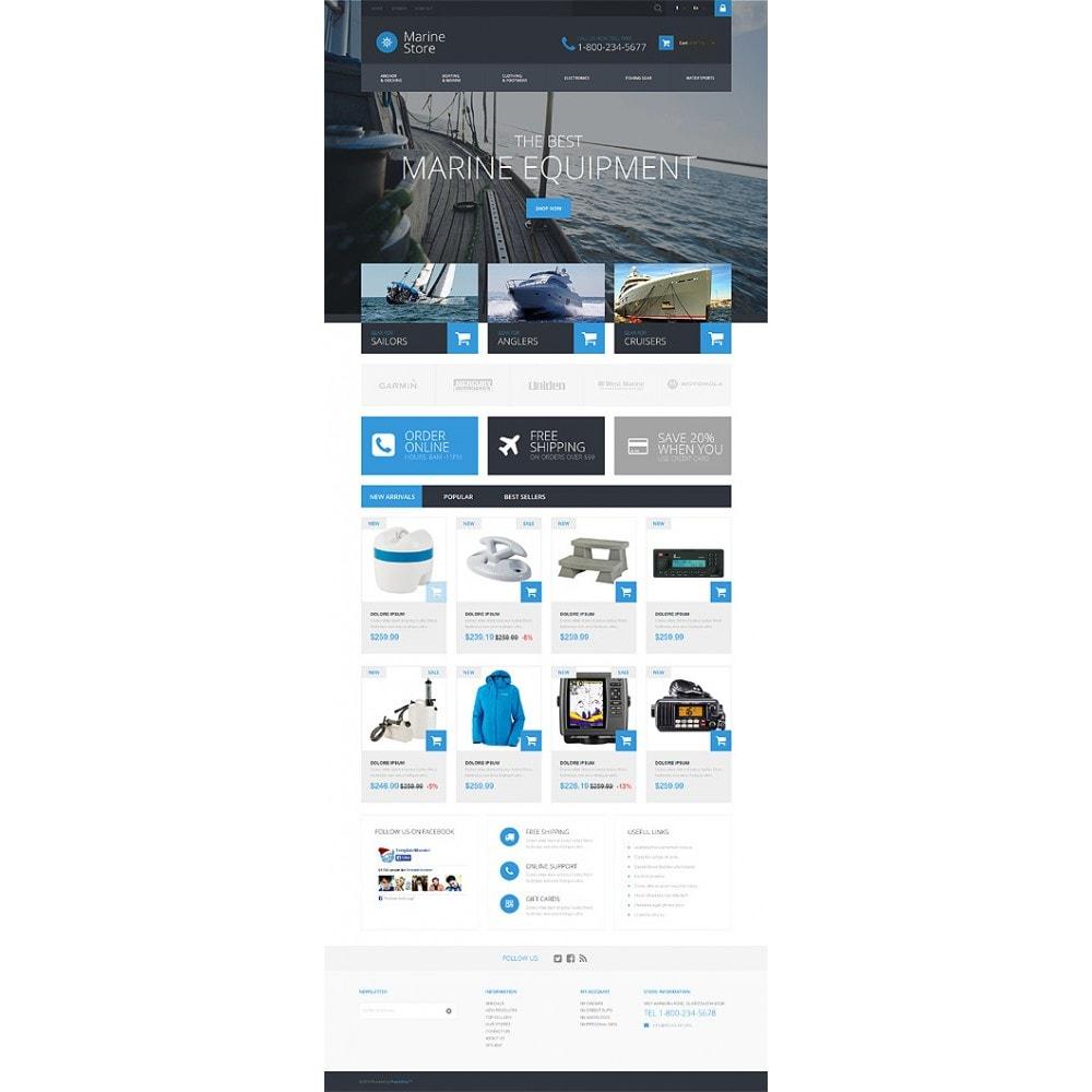 theme - Deportes, Actividades y Viajes - Marine Store - 10