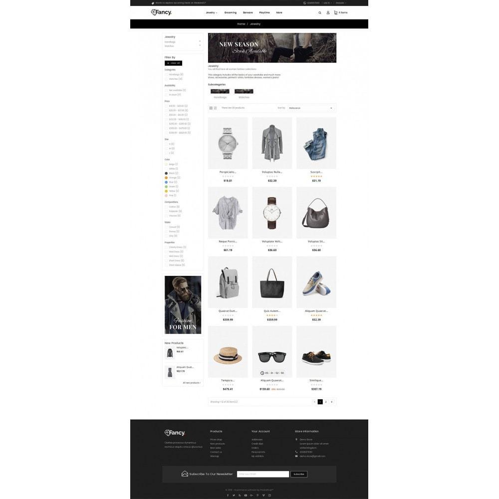 theme - Moda & Calzature - Fancy Fashion Apparels - 4