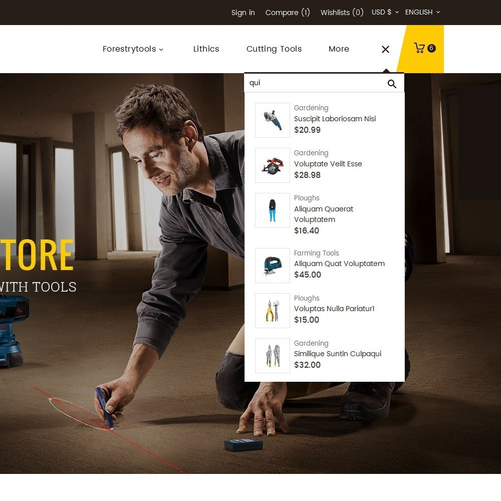 theme - Maison & Jardin - Construction & Tools - 11