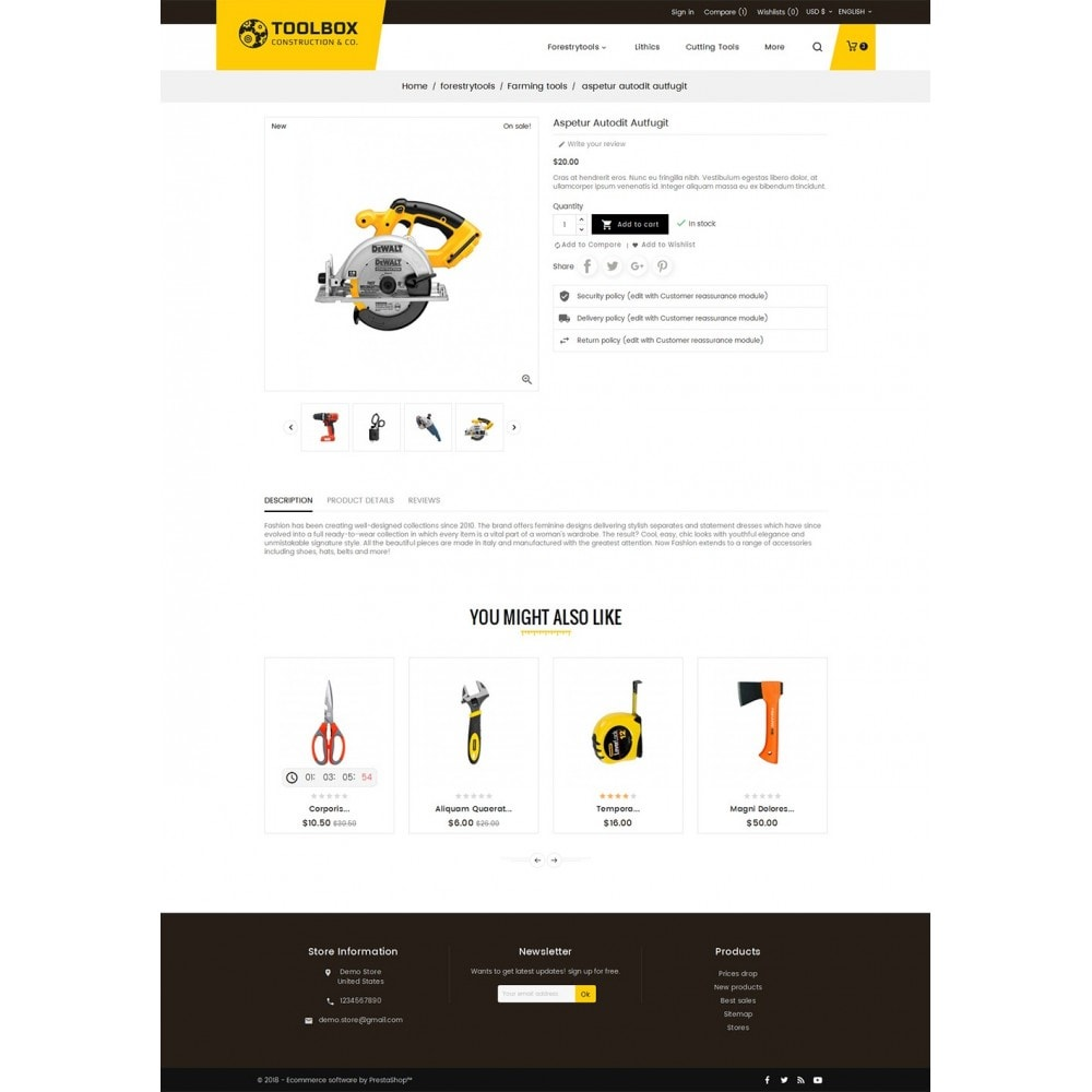 theme - Heim & Garten - Construction & Tools - 6