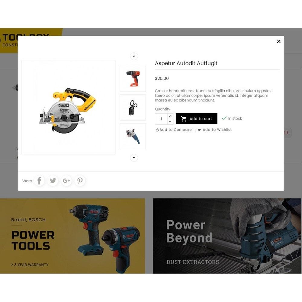theme - Casa & Giardino - Construction & Tools - 9
