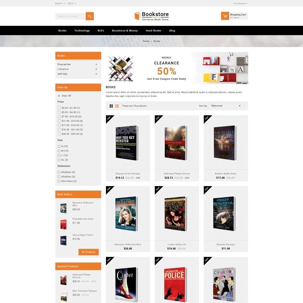 theme - Kultura & Sztuka - Universe Books Store - 3