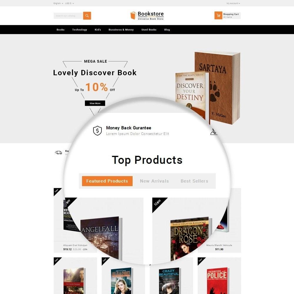 theme - Kultura & Sztuka - Universe Books Store - 10