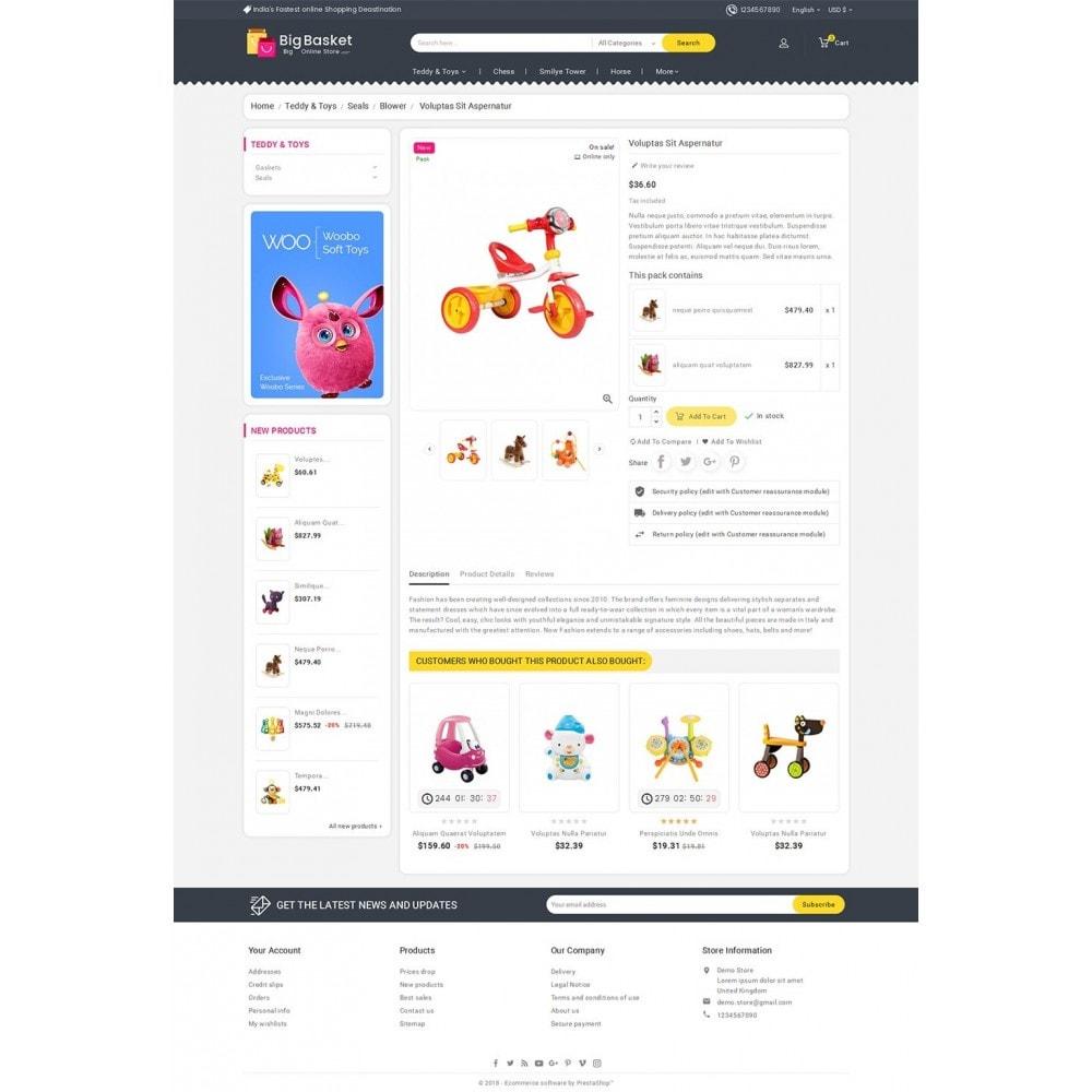 theme - Bambini & Giocattoli - Big Basket Kids Toys - 6