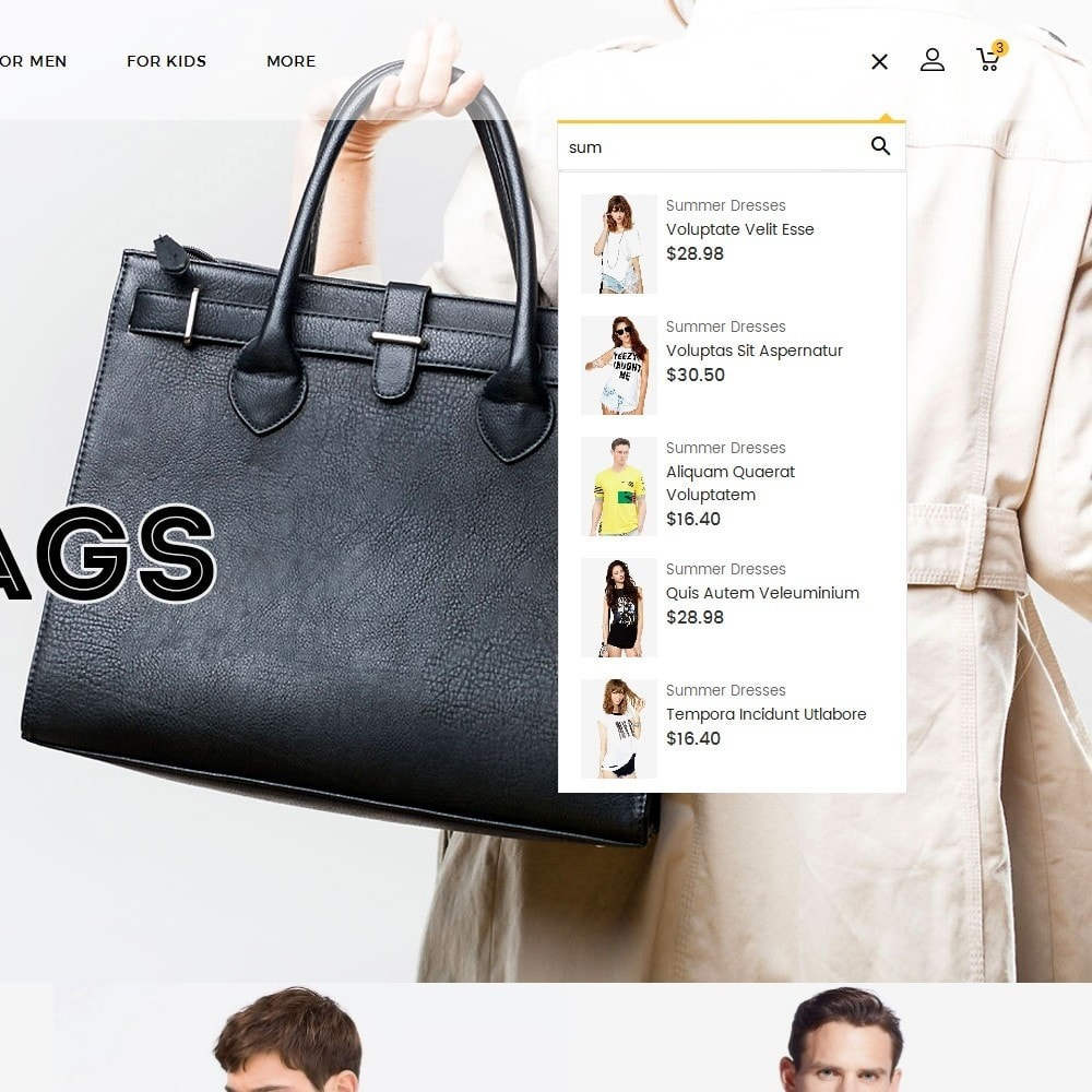 theme - Moda y Calzado - Vestir Fashion Catalog - 11