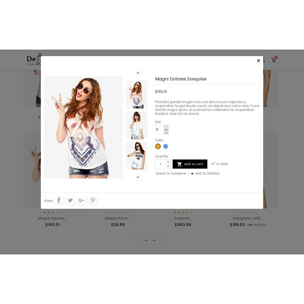 theme - Moda & Calzature - Trends Fashion Store - 9