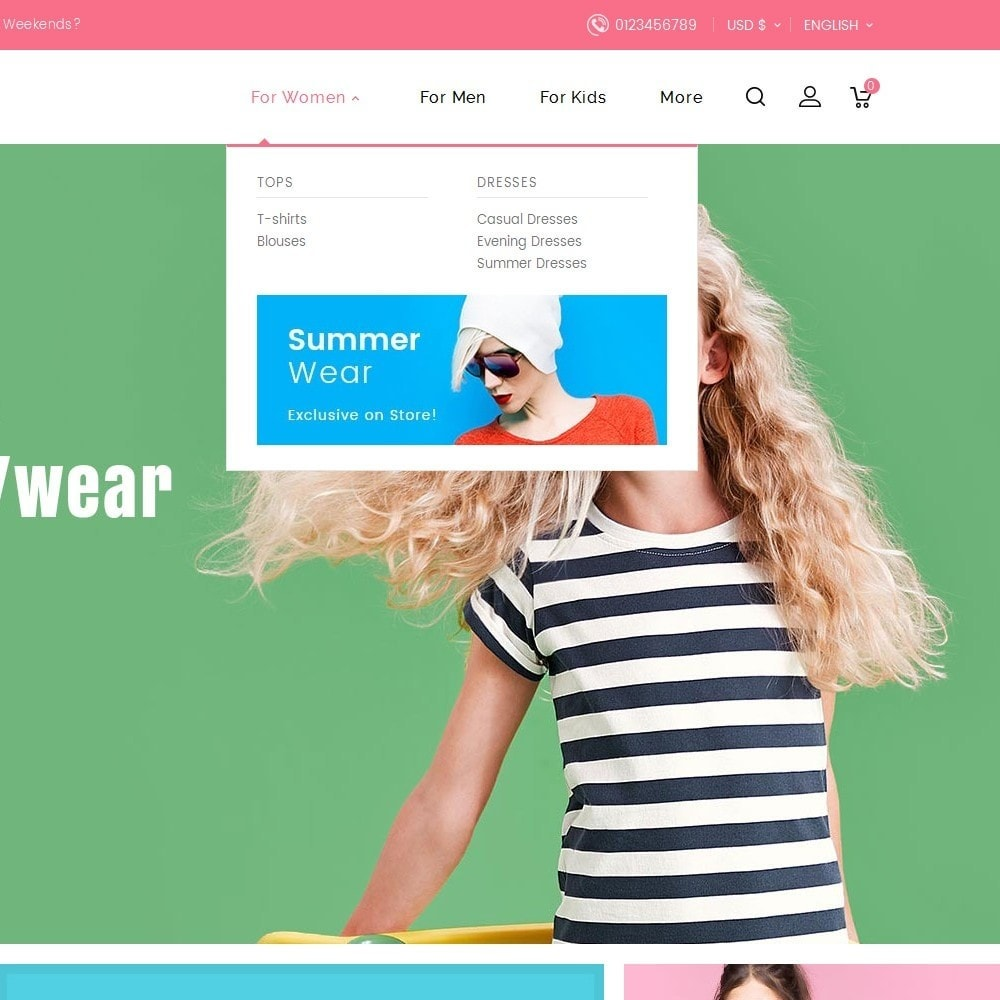 theme - Moda & Calzature - Trends Fashion Store - 10