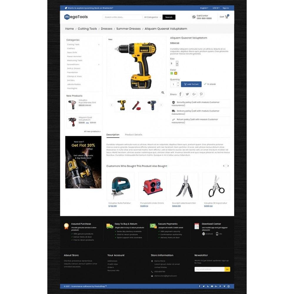 theme - Elettronica & High Tech - Mega Tools Store - 6