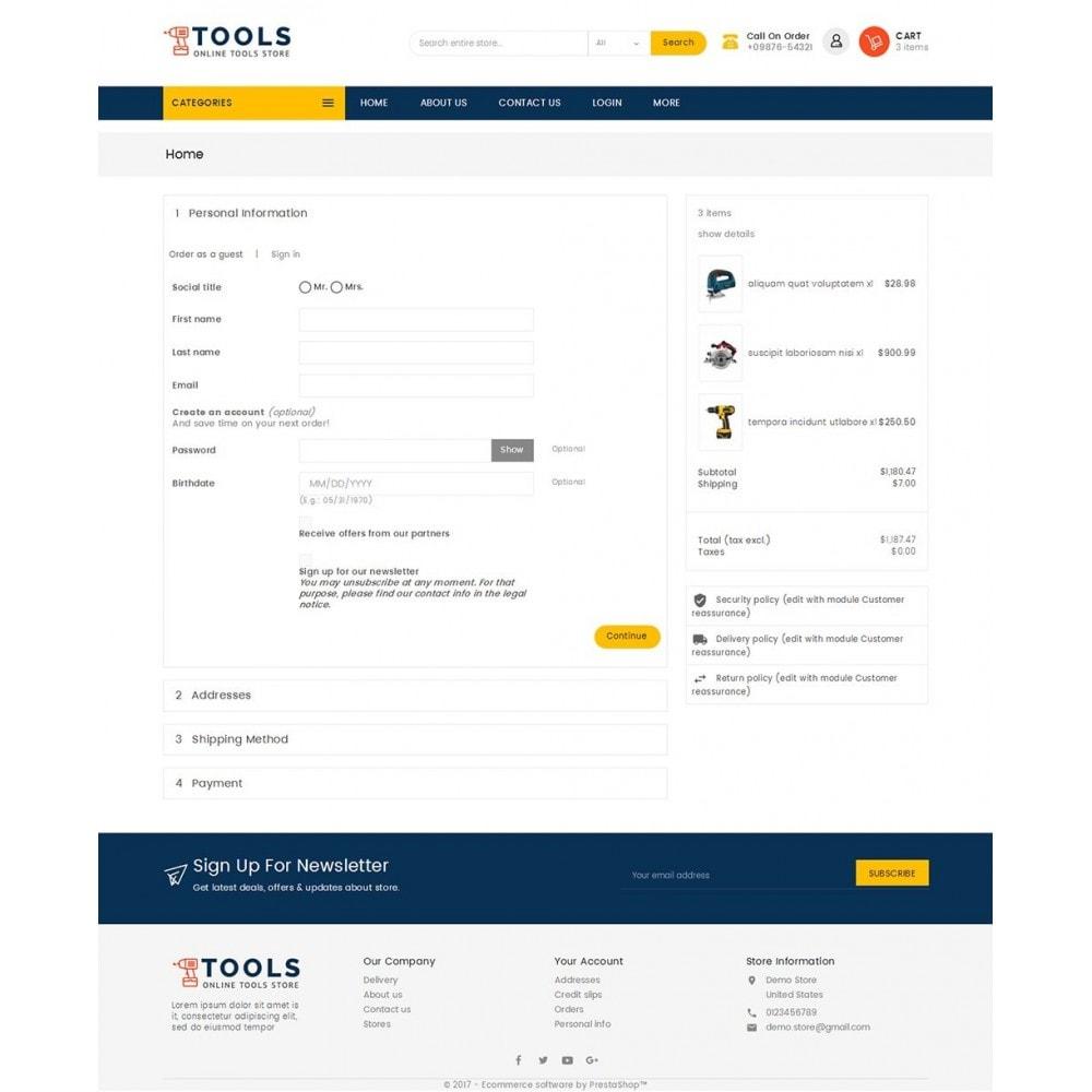 theme - Elektronik & High Tech - Mega Tools Store - 8