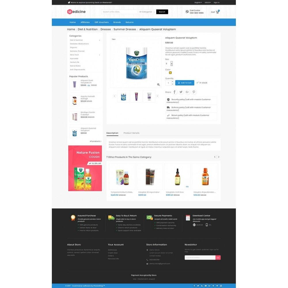 theme - Santé & Beauté - Mega Medicine Store - 6
