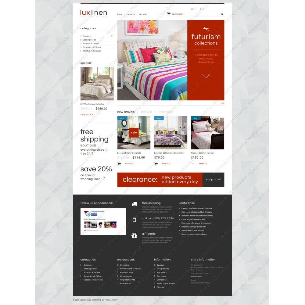 theme - Art & Culture - Luxury Linen Store - 5