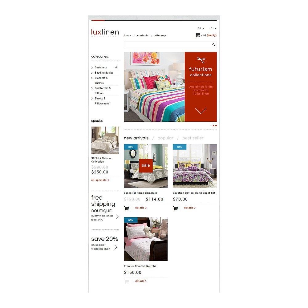 theme - Art & Culture - Luxury Linen Store - 7