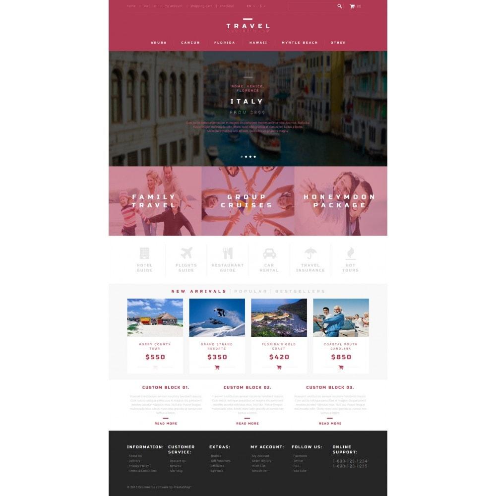 theme - Sport, Aktivitäten & Reise - Tour Agent - 2