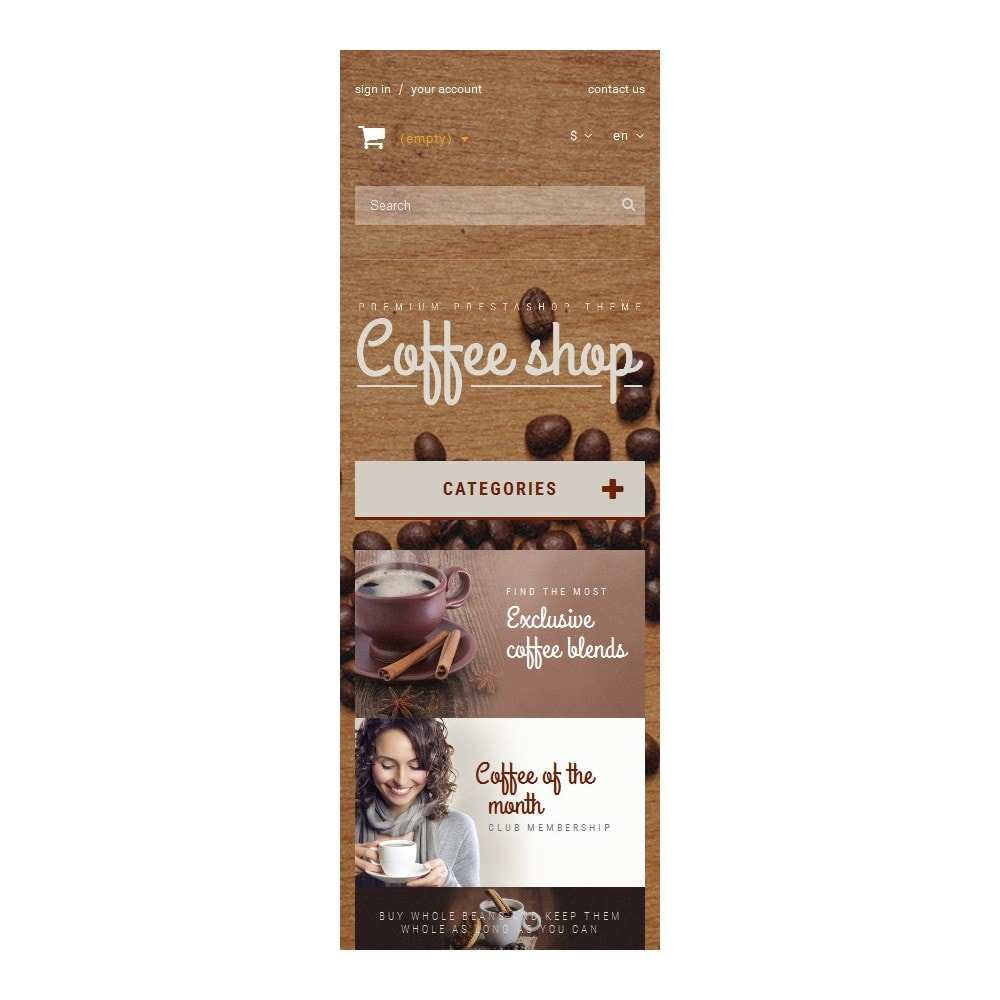 theme - Lebensmittel & Restaurants - Coffee Aroma - 9
