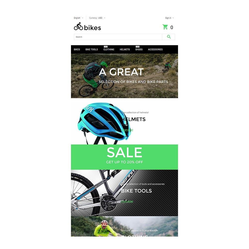 theme - Sport, Activiteiten & Reizen - Bikes - 7