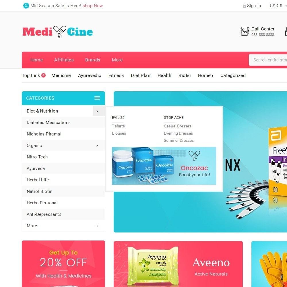theme - Gesundheit & Schönheit - Medicine Mega Store - 10