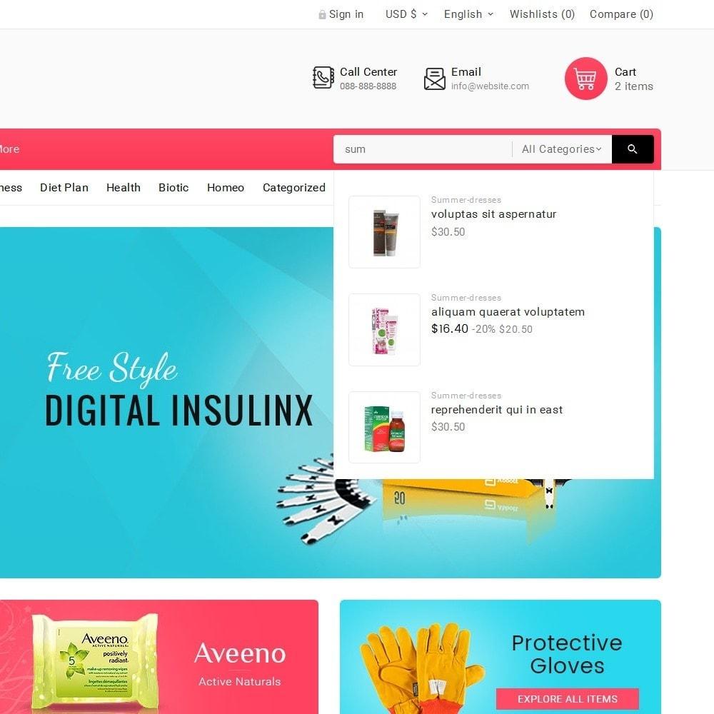 theme - Gesundheit & Schönheit - Medicine Mega Store - 11