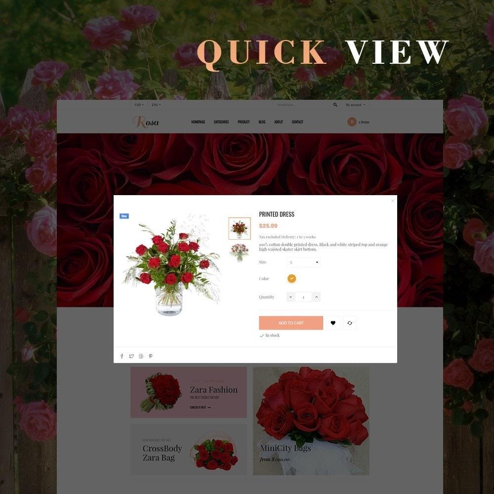 theme - Prezenty, Kwiaty & Uroczystości - Ap Rosa - 4