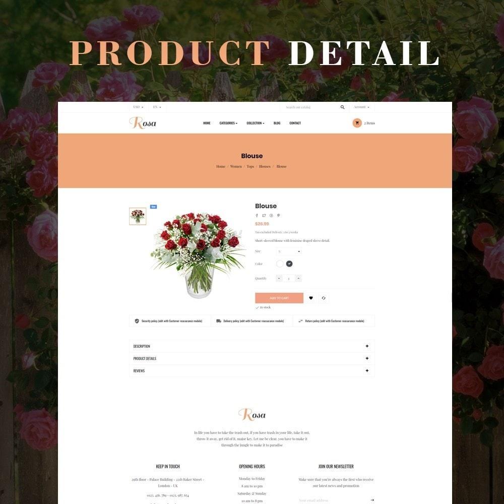 theme - Prezenty, Kwiaty & Uroczystości - Ap Rosa - 5